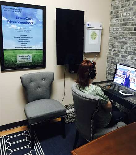 Chiropractic Mont Belvieu TX Neurofeedback Training